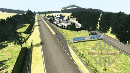 O Nürburgring para BeamNG Drive