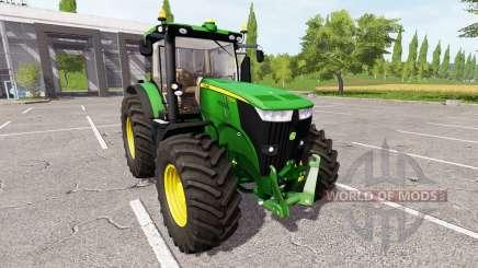 John Deere 7280R v1.1.0.1 para Farming Simulator 2017