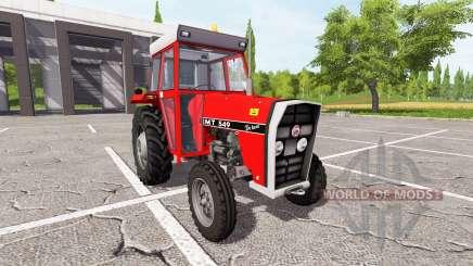 IMT 549 DeLuxe para Farming Simulator 2017