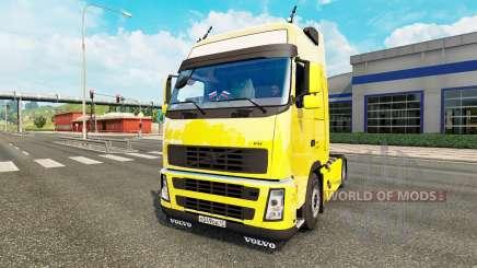 Volvo FH12 440 v2.0 para Euro Truck Simulator 2