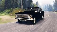 GAZ-24 Volga Serviço