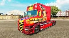 Beau pele para caminhão Scania T