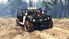 GAZ-2330 Tigr v0.3