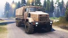 KrAZ-63221 v2.0