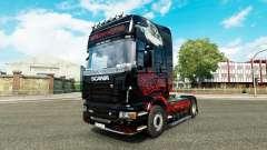 Grim Reaper pele para o Scania truck