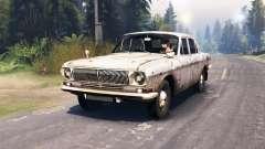 GAZ-24 Volga estrelas