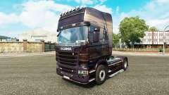 Pele Viking para caminhão Scania