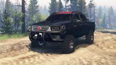 Toyota Hilux Double Cab 2016 v2.0