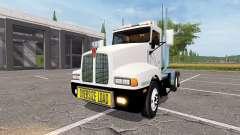 Kenworth T600 oversize load v2.0