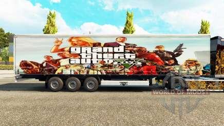 Pele GTA V, engate para Euro Truck Simulator 2