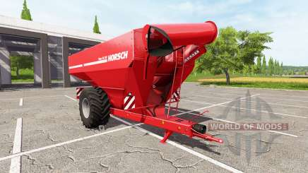 HORSCH Titan 34 UW para Farming Simulator 2017