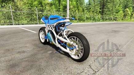 Moto esporte v0.5 para BeamNG Drive