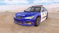 Hirochi Sunburst chinese police v2.0