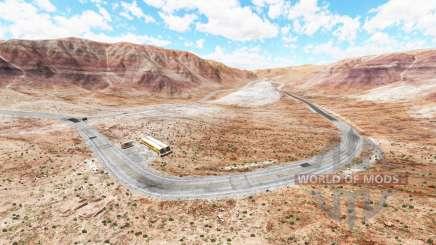 Crimson valley para BeamNG Drive