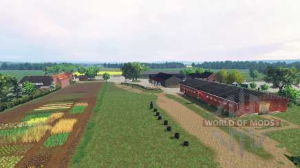 Made In Germany v0.94 para Farming Simulator 2015