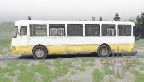 LiAZ 677 para Spin Tires