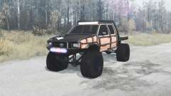 Toyota Hilux Double Cab 1996 extreme