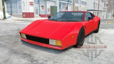 Civetta Bolide GTC para BeamNG Drive