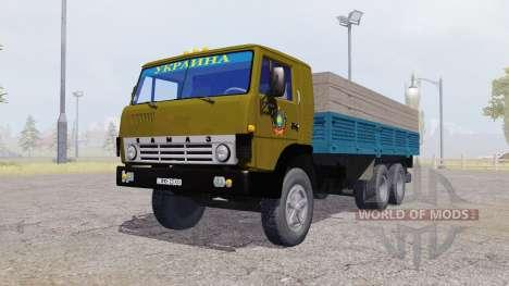 KamAZ 53212 para Farming Simulator 2013