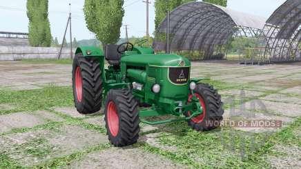 Deutz D 90 05 v0.9.7 para Farming Simulator 2017