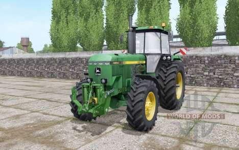 John Deere 4850 configure para Farming Simulator 2017
