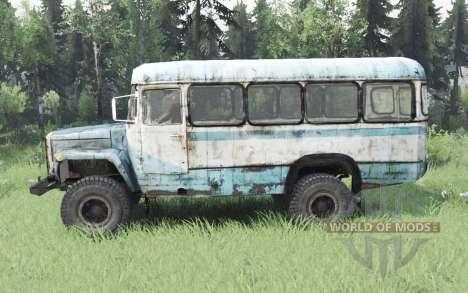 KAvZ 39766 Sadko 2003 para Spin Tires