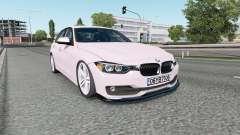 BMW 320i (F30) 2015 para Euro Truck Simulator 2