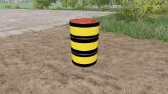 Marker Barrel