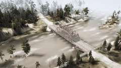 North Russia - Another Path para MudRunner