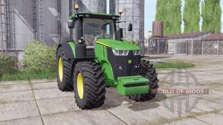 John Deere 7310R 2015 para Farming Simulator 2017