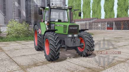 Fendt Favorit 512C Turbomatic pack para Farming Simulator 2017