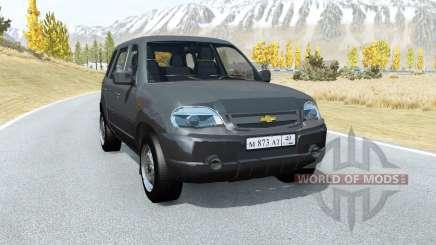 Chevrolet Niva para BeamNG Drive