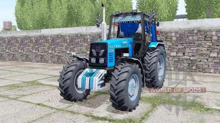 MTZ Bielorrússia 1221.2 de trabalho espelhos para Farming Simulator 2017