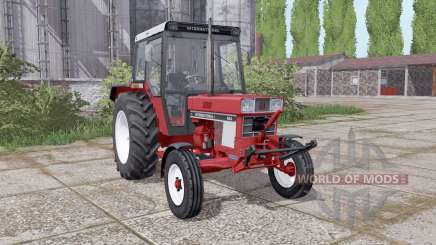 International 644 Comfort Cab para Farming Simulator 2017