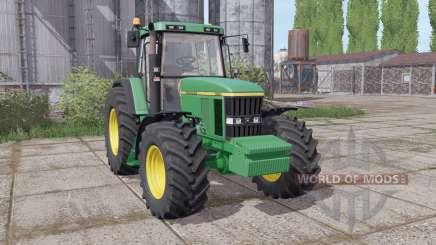 John Deere 7610 animation parts para Farming Simulator 2017