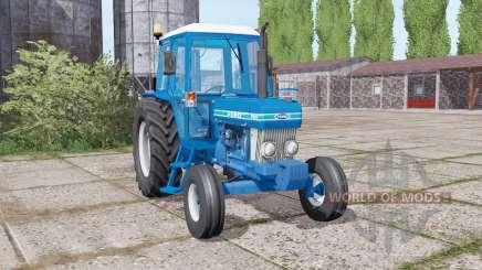 Ford 7610 loader mounting para Farming Simulator 2017