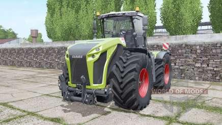 CLAAS Xerion 4500 Trac VC add weight para Farming Simulator 2017