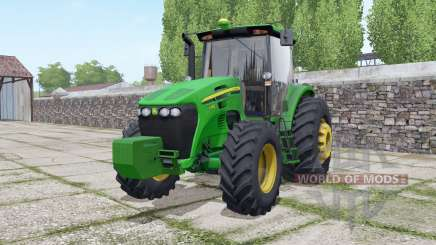 John Deere 7205J para Farming Simulator 2017