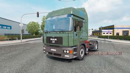 MAN F2000 19.414 1994 v1.0.5 para Euro Truck Simulator 2