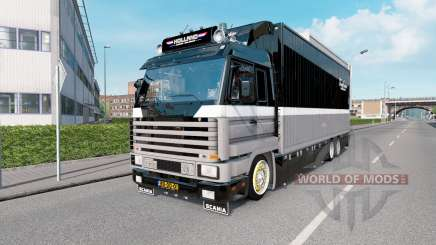 Scania R143M Topline The Old Pirate para Euro Truck Simulator 2