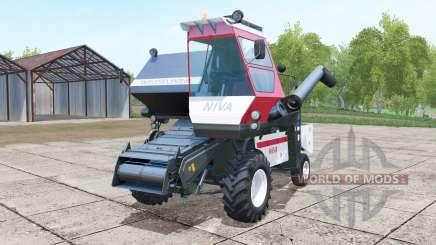 SK-5МЭ-1 Niva-Efeito de dois cabeçalhos para Farming Simulator 2017