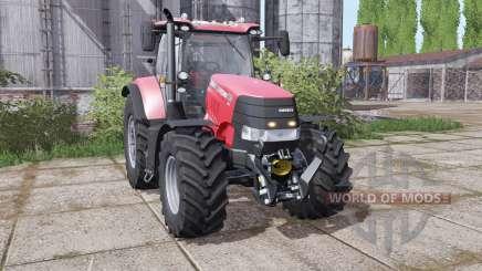 Case IH Puma 185 CVX new lights para Farming Simulator 2017