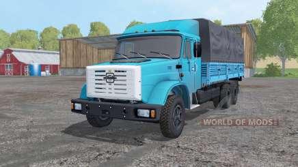 ZIL 133Г40 para Farming Simulator 2015
