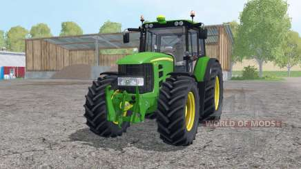 John Deere 7430 Premium 2007 para Farming Simulator 2015