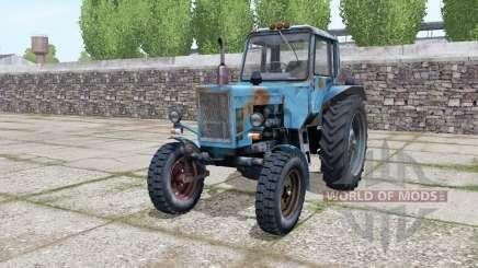 MTZ 80 Bielorrússia com animação de peças para Farming Simulator 2017