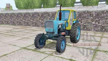 UMZ 6L com animação portas para Farming Simulator 2017