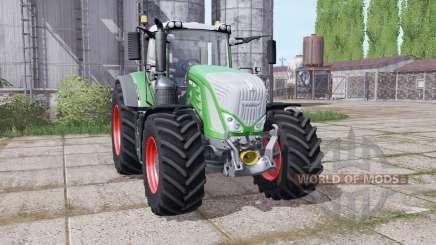 Fendt 936 Vario Grey Grill para Farming Simulator 2017