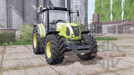 CLAAS Arion 610 wheels configuration para Farming Simulator 2017