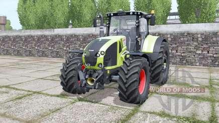 CLAAS Axion 950 design option para Farming Simulator 2017