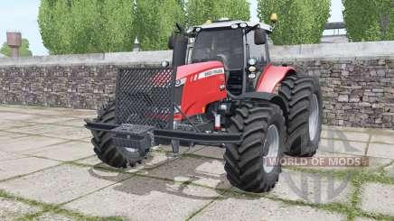 Massey Ferguson 7720 More Realistic para Farming Simulator 2017